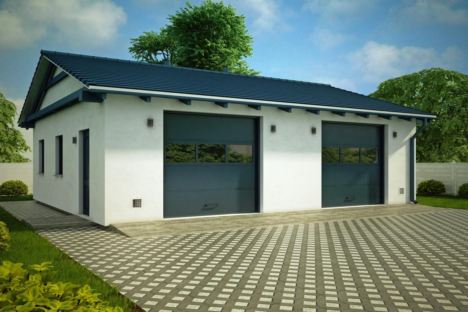 Строительство гаражей под ключ в Курске